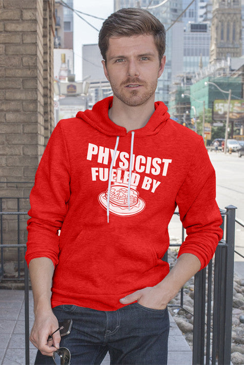 Physicist Fueled by (Men)