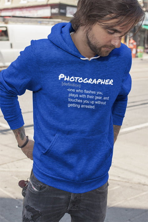 FunkyShirty Photographer (Men)  Creative Design - FunkyShirty