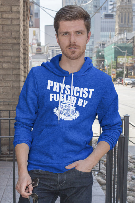 FunkyShirty Physicist Fueled by (Men)  Creative Design - FunkyShirty