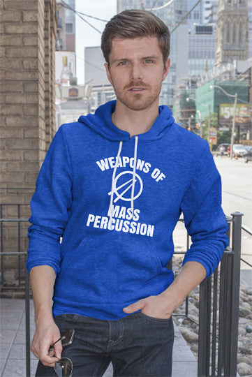 FunkyShirty Weapon of Mass Percussion (Men)  Creative Design - FunkyShirty
