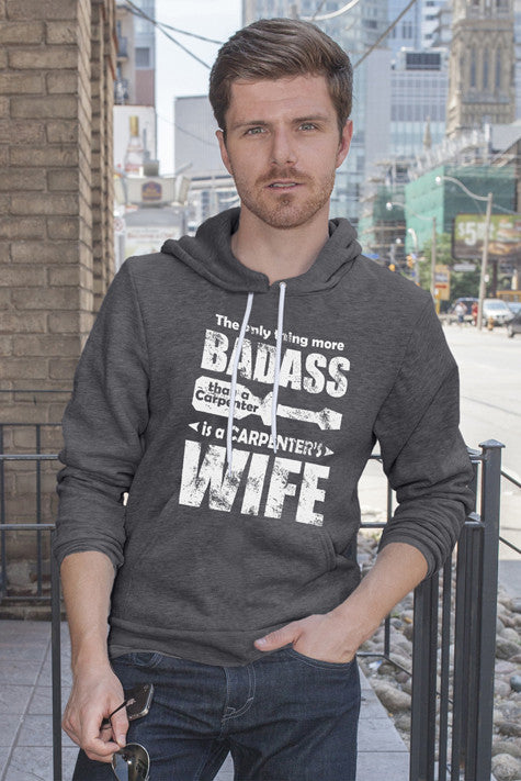 FunkyShirty Badass Wife (Men)  Creative Design - FunkyShirty