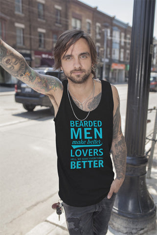 Bearded Man Lover's Better