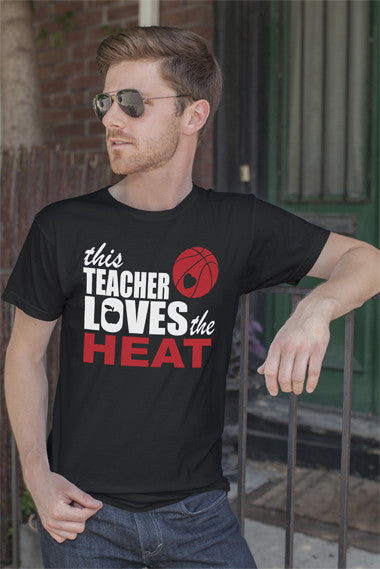 This Teacher Loves the Heat (Men)