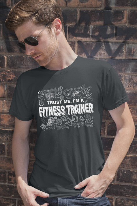 Trust me Im a Fitness Trainer (MEN)