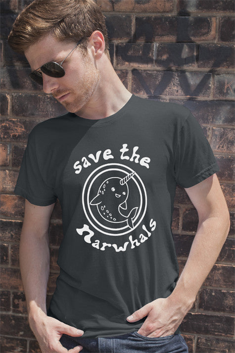 Save The Narwhals (Men)