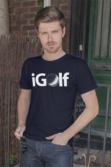 FunkyShirty i Golf ( Men)  Creative Design - FunkyShirty