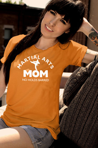 Martial Arts Mom