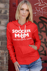 FunkyShirty Soccer Mom  Soccer Mom - FunkyShirty