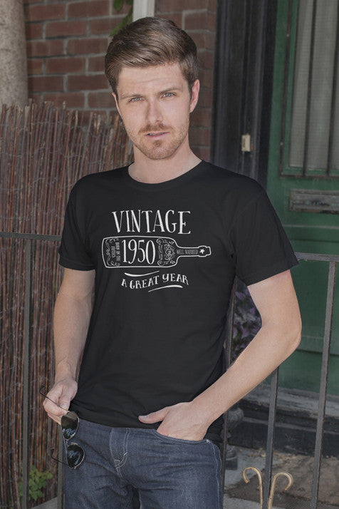 FunkyShirty Vintage 1950 (Men)  Vintage 1950s - FunkyShirty