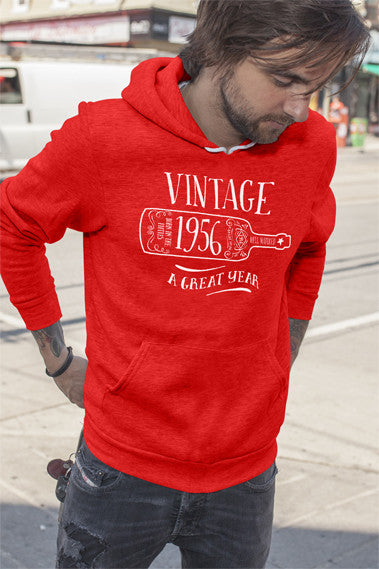 FunkyShirty Vintage 1956 (Men)  Vintage 1950s - FunkyShirty