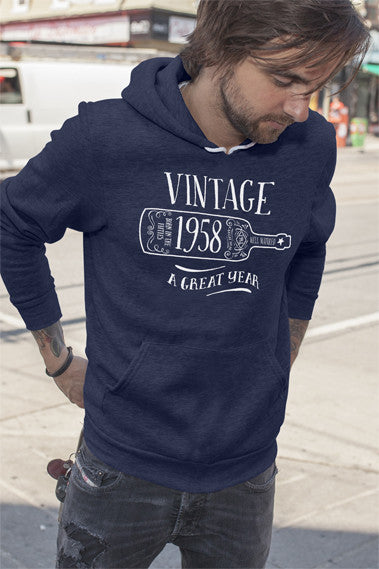FunkyShirty Vintage 1958 (Men)  Vintage 1950s - FunkyShirty