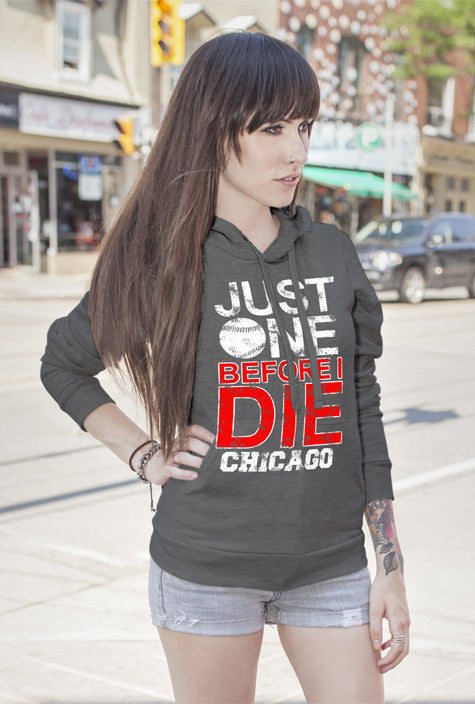 FunkyShirty Just  one Before I Die (Women)  Creative Design - FunkyShirty