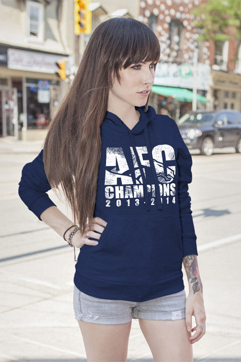 FunkyShirty AFC Champion 2013-2014 (Women)  Creative Design - FunkyShirty