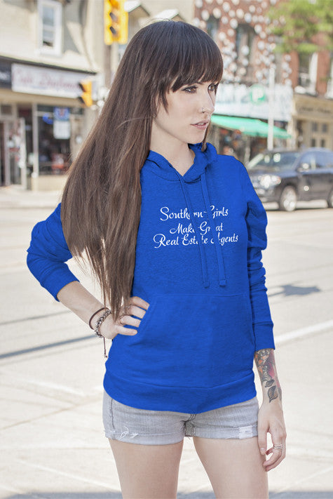 FunkyShirty Southern girls Make Great Real Estate Agents  Creative Design - FunkyShirty