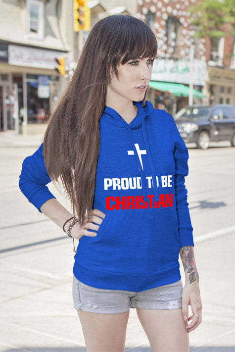 FunkyShirty Proud to be Christian (Women)  Creative Design - FunkyShirty