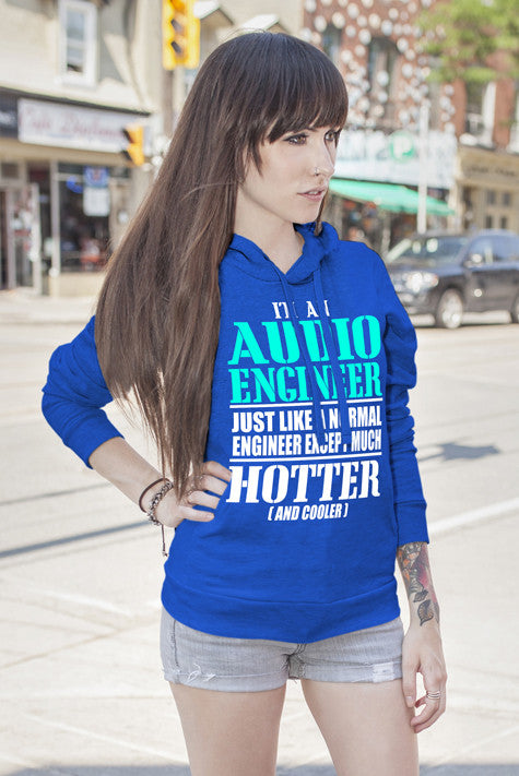 FunkyShirty Audio Engineer (WOMEN)  Creative Design - FunkyShirty