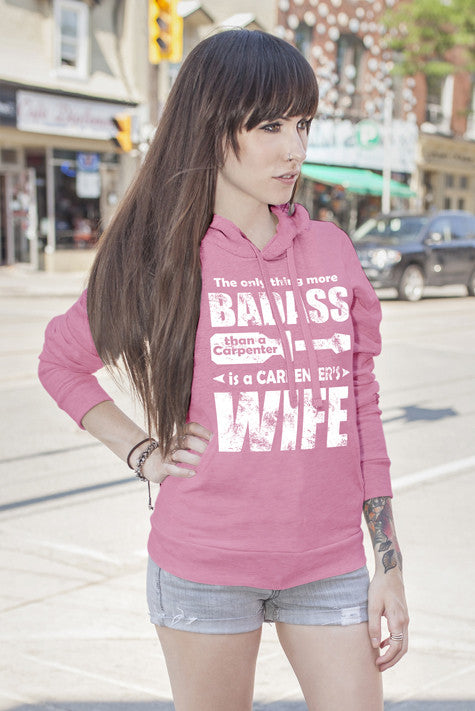 FunkyShirty Badass Wife (Women)  Creative Design - FunkyShirty