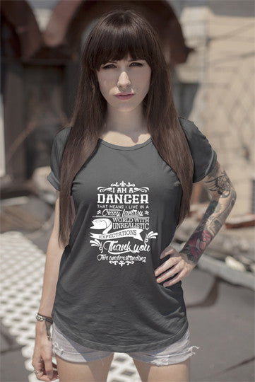 FunkyShirty Dancer (Women)  Creative Design - FunkyShirty