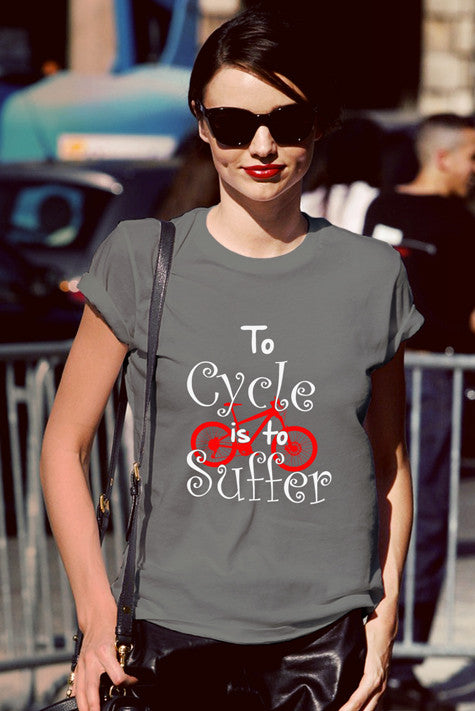 To Cycle is to Suffer (Women)