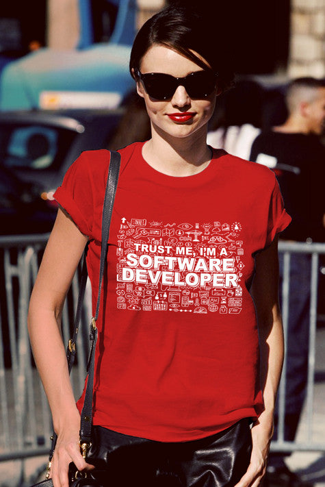 Trust me Im a Software Developer ( WOMEN)