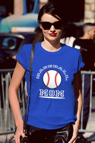 Proud Baseball Mom 3