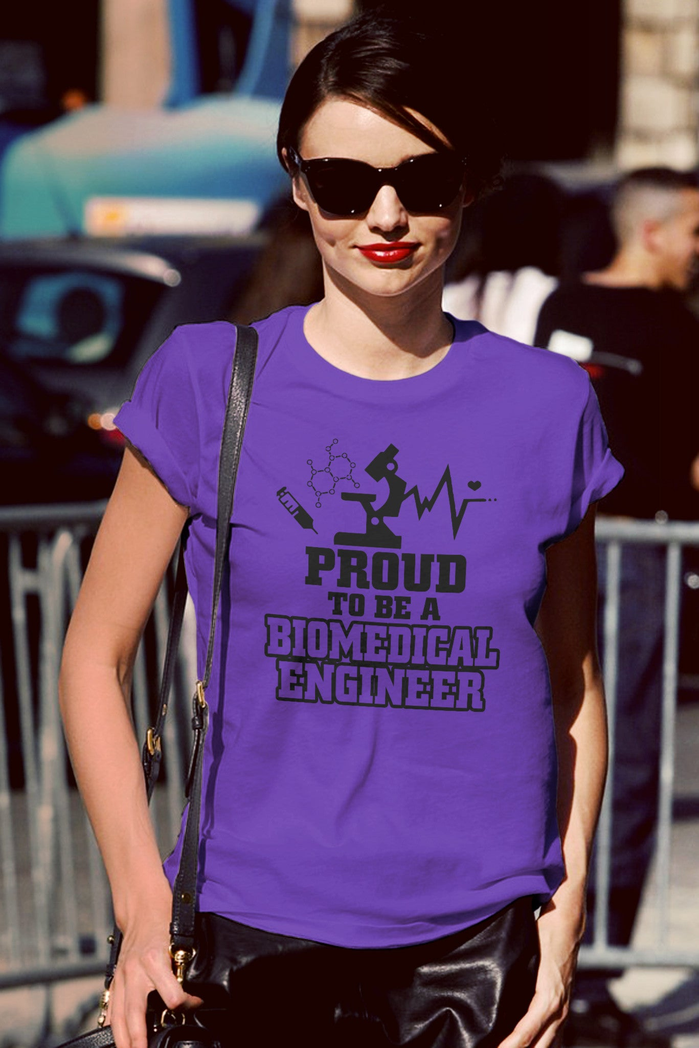 Proud to be a Biomedical Engineer (Women)