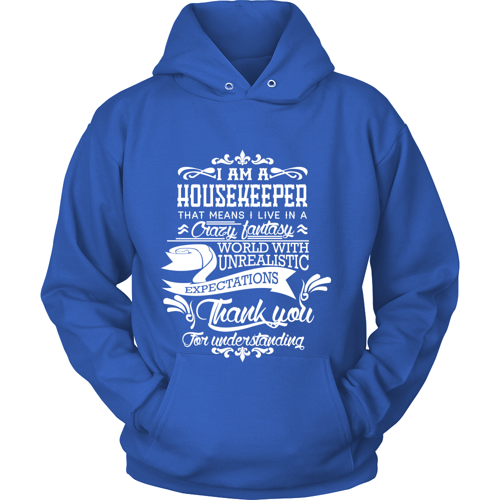 FunkyShirty HouseKeeper (Men)  Creative Design - FunkyShirty