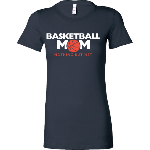 FunkyShirty Basketball Mom  Basketball Mom - FunkyShirty