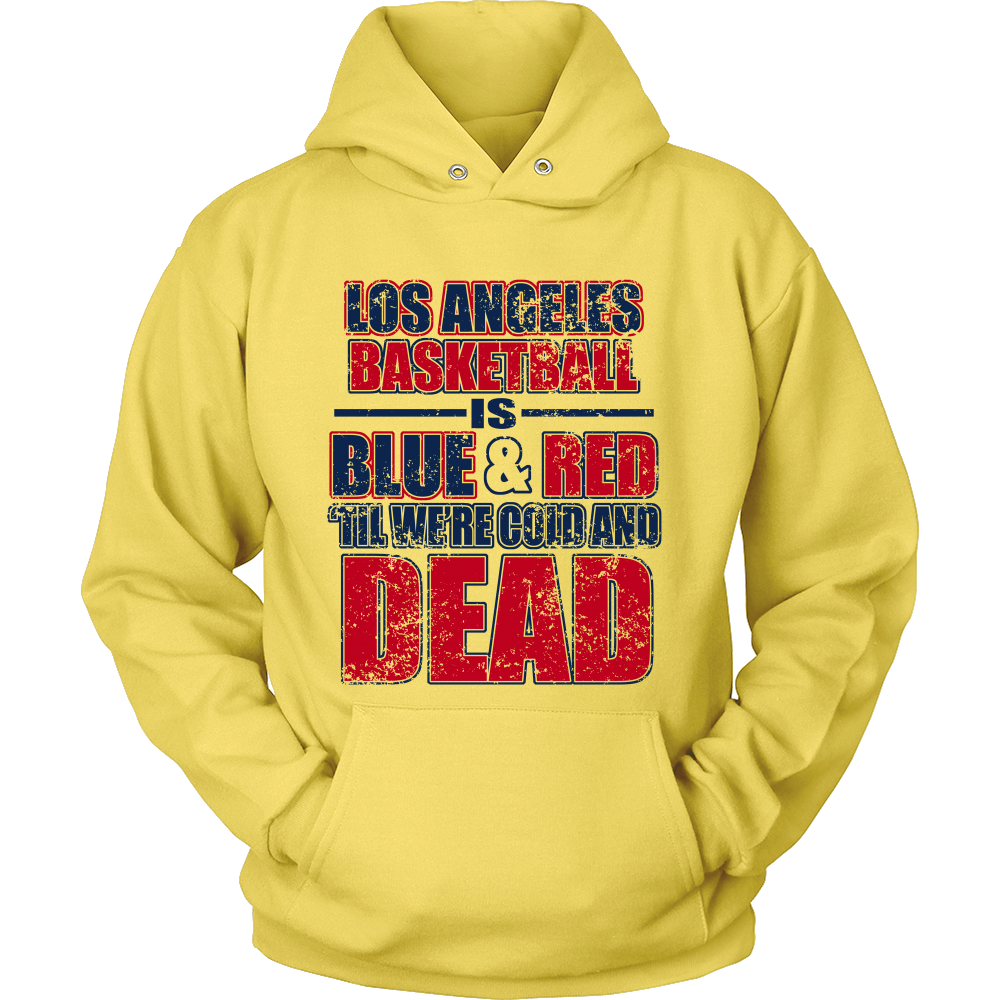FunkyShirty Los Angeles Basketball (Women)  Creative Design - FunkyShirty