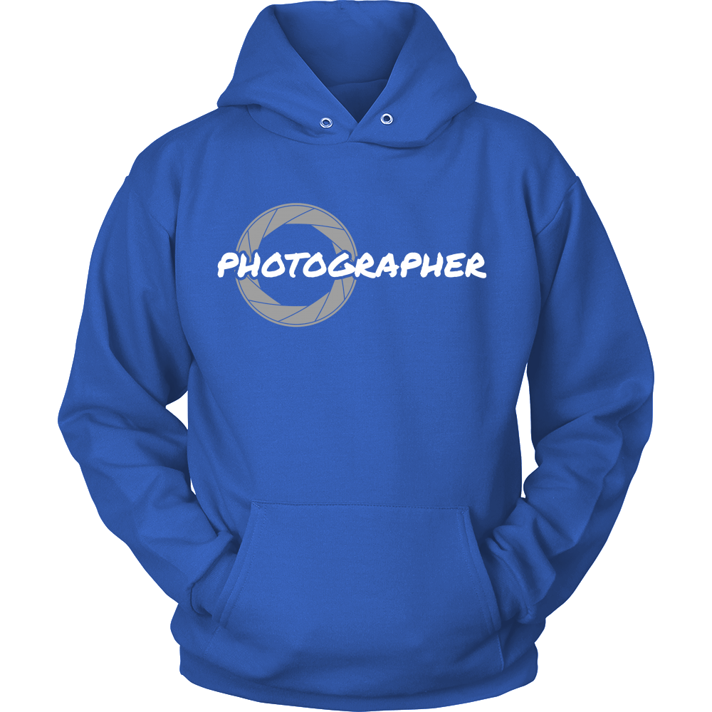 FunkyShirty Photographer 2 (Women)  Creative Design - FunkyShirty