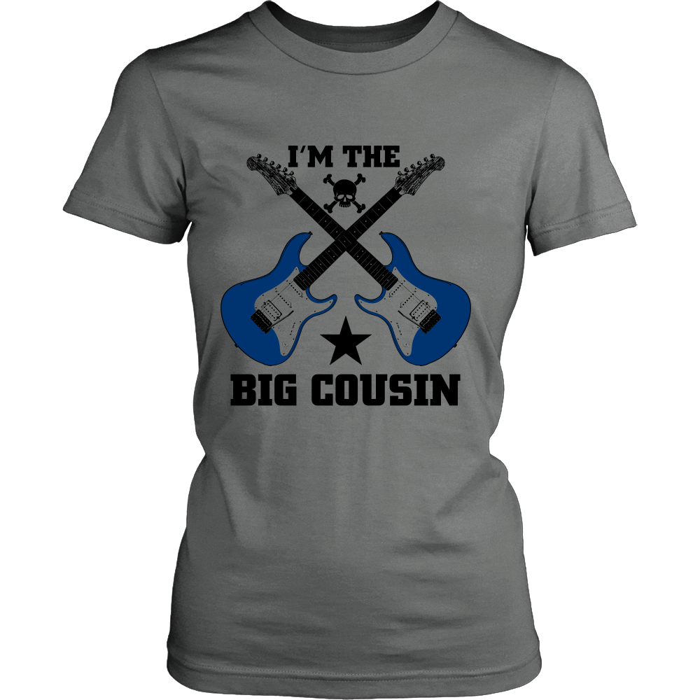 FunkyShirty Big Cousin (Women)  Creative Design - FunkyShirty