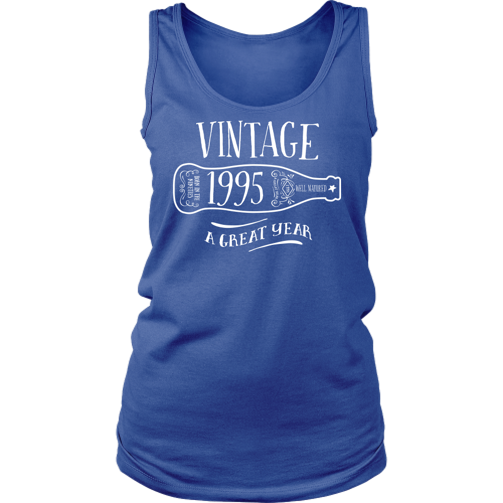 FunkyShirty Vintage 1995 (Womens)  Vintage 1990s - FunkyShirty