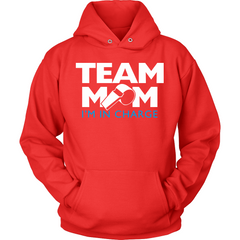 FunkyShirty Team Mom  Team Mom - FunkyShirty