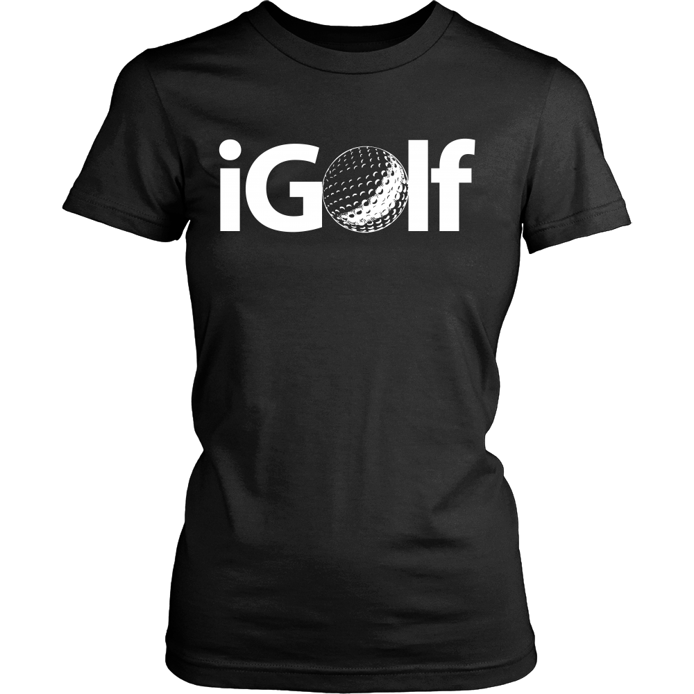 FunkyShirty i Golf (  Women)  Creative Design - FunkyShirty