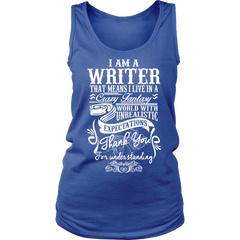 I Am A Writer (Women)