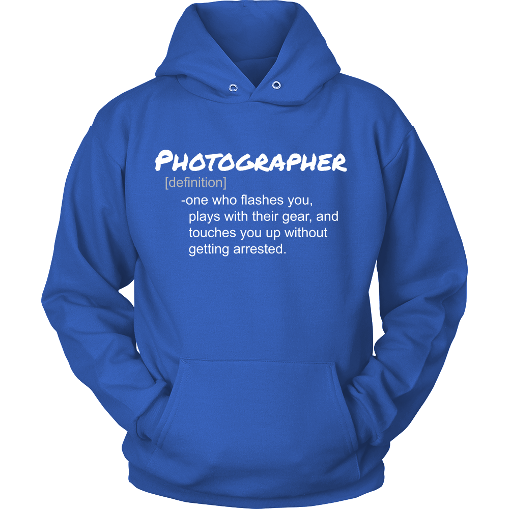 FunkyShirty Photographer (Women)  Creative Design - FunkyShirty