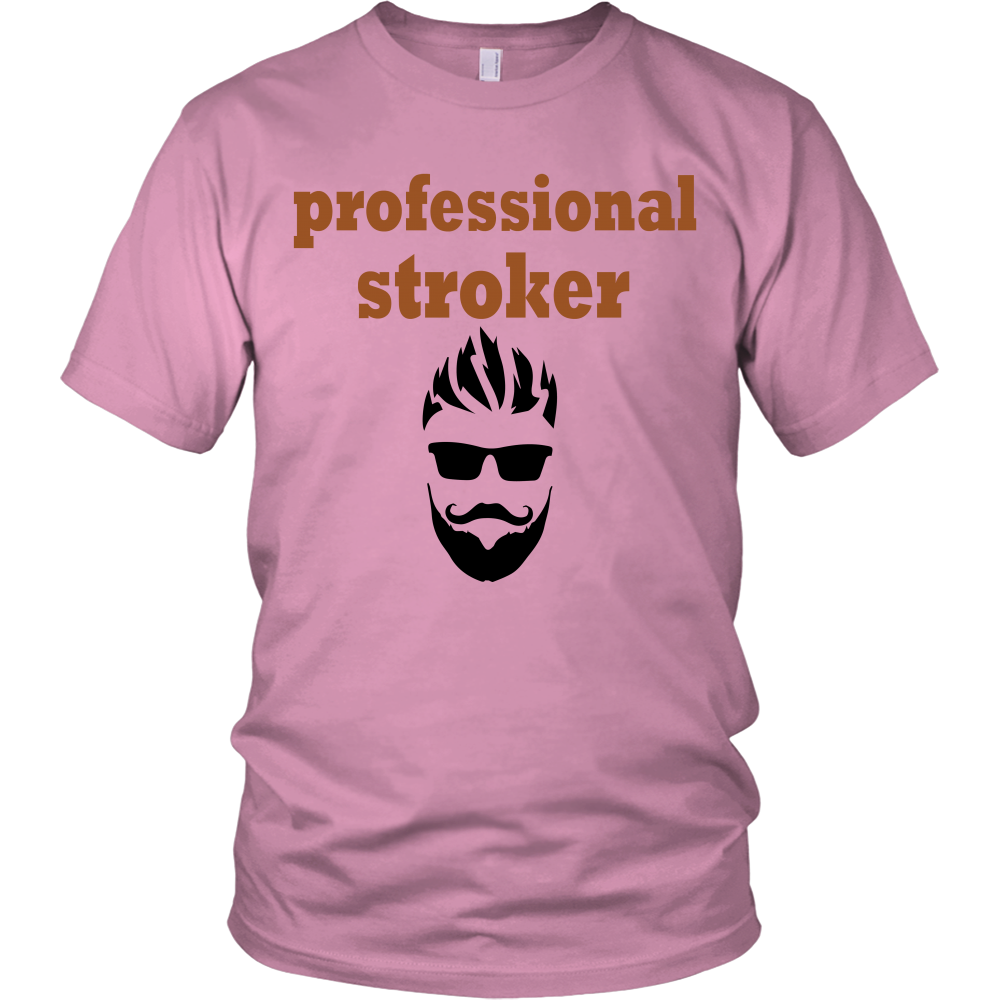 FunkyShirty Professional Stroker  Creative Design - FunkyShirty