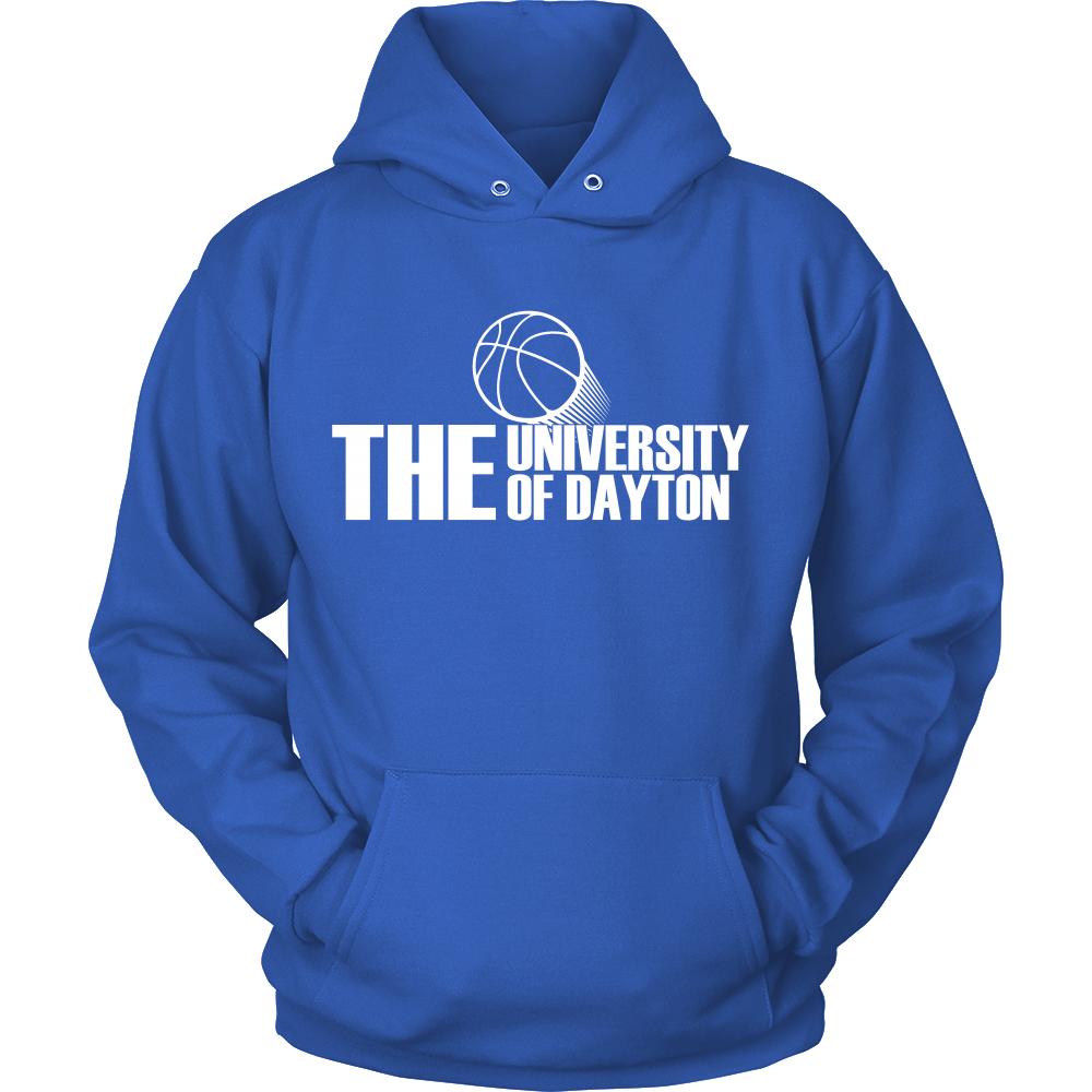 FunkyShirty The University Of Dayton (Women)  Creative Design - FunkyShirty