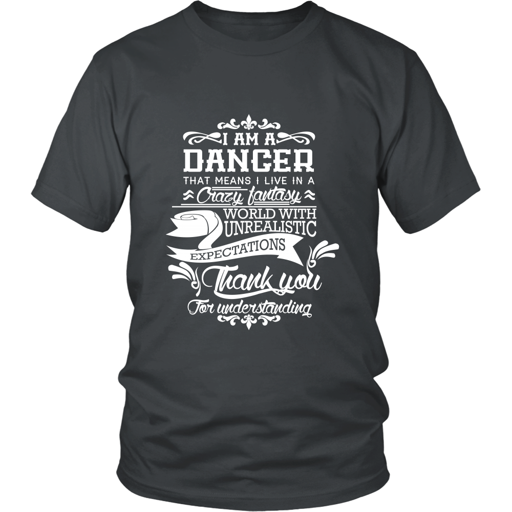 FunkyShirty Dancer (Men)  Creative Design - FunkyShirty