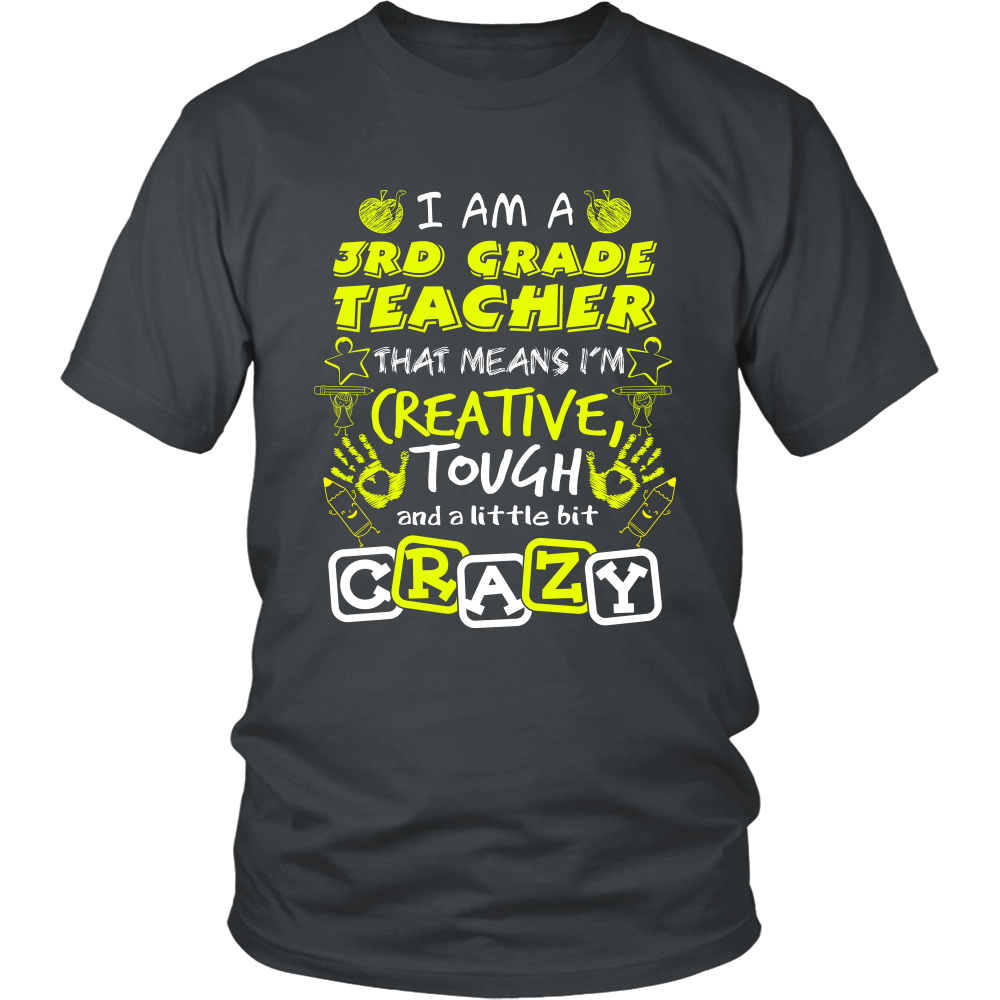 FunkyShirty Grade Teacher (Men)  Creative Design - FunkyShirty