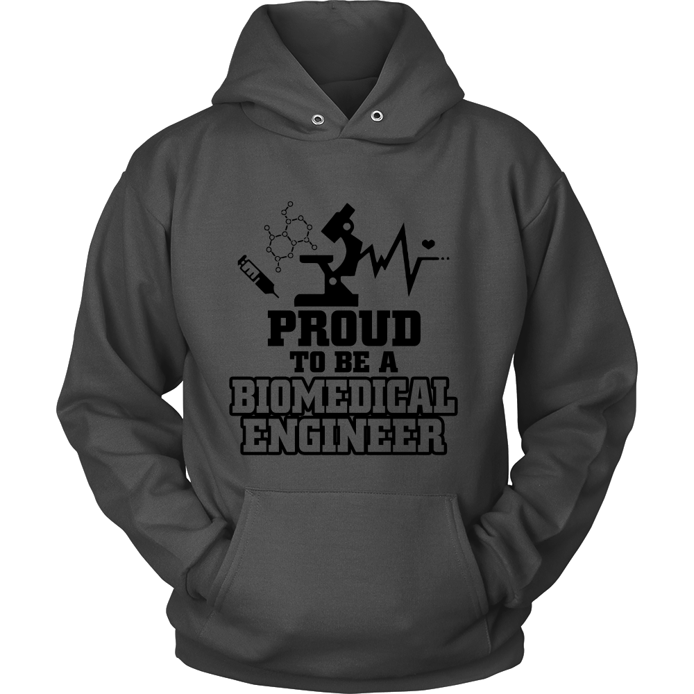 FunkyShirty Proud to be a Biomedical Engineer (Men)  Creative Design - FunkyShirty