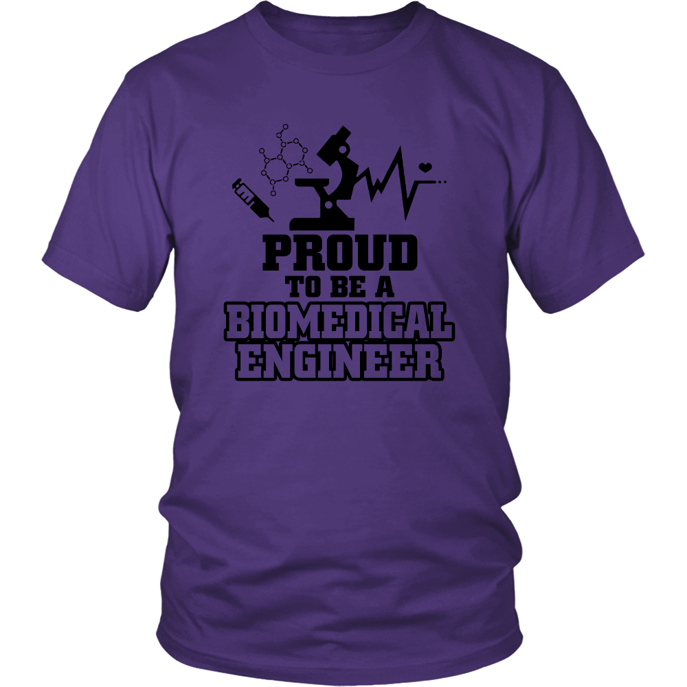 Proud to be a Biomedical Engineer (Men)