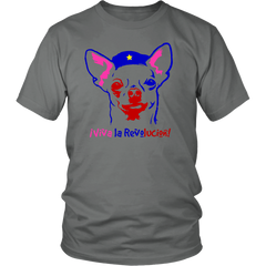 FunkyShirty Chihuahua Revolution (Men)  Creative Design - FunkyShirty