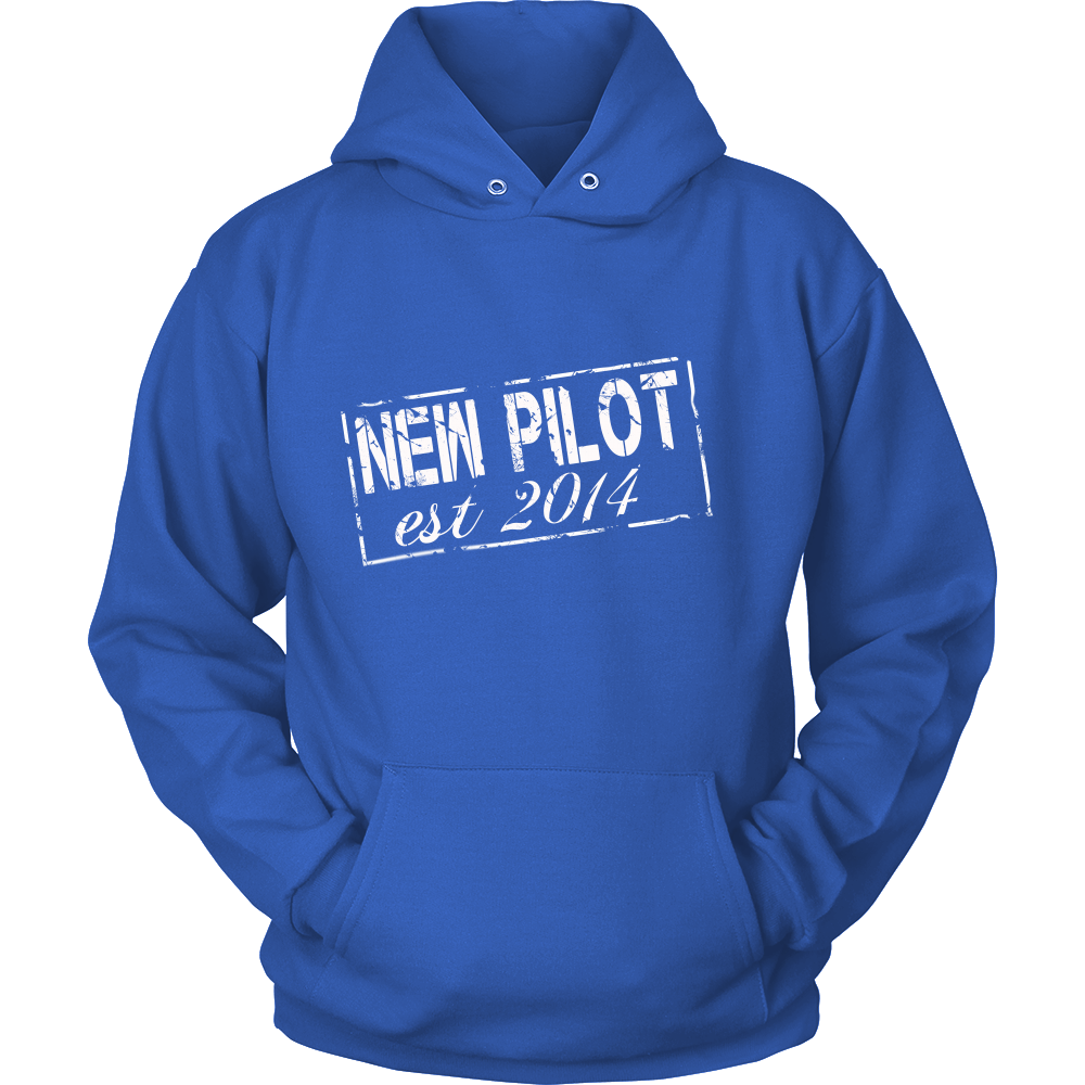 FunkyShirty New Pilot est.2014 (Women)  Creative Design - FunkyShirty