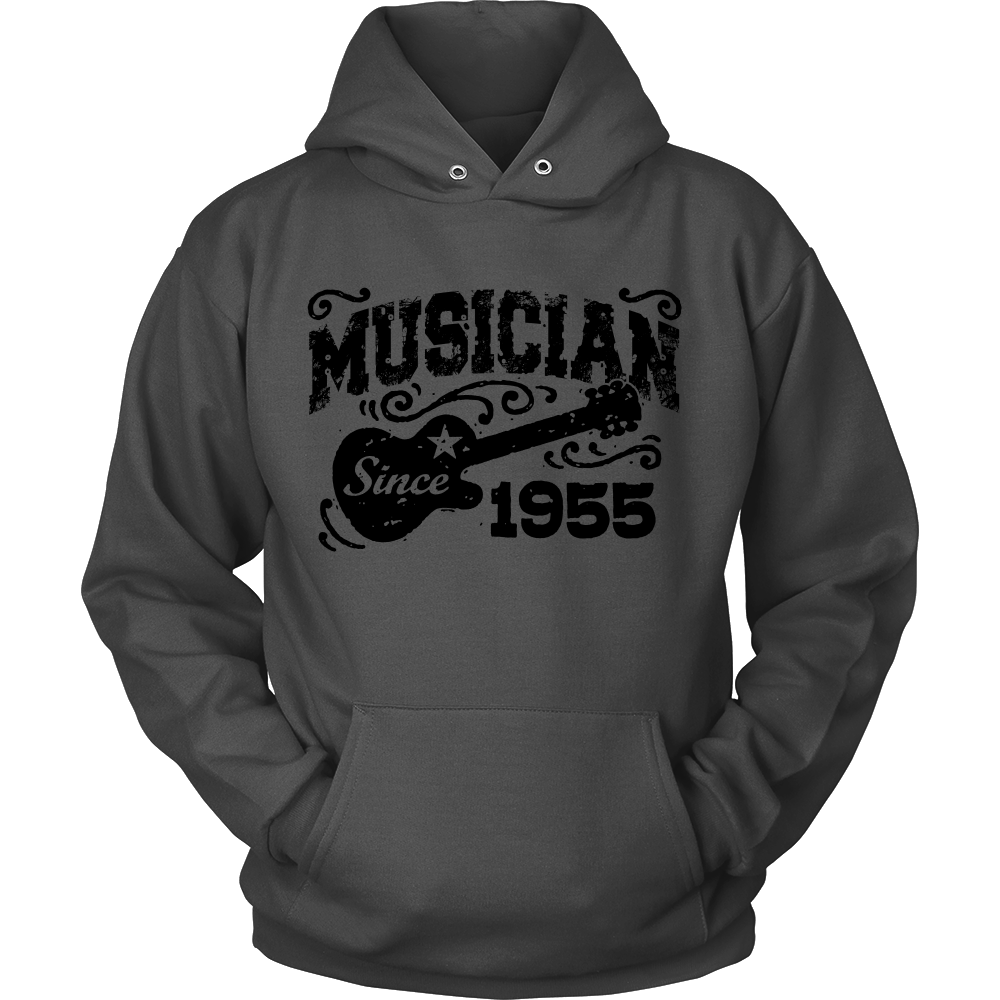 FunkyShirty Musician Since 1955 (WOMEN)  Creative Design - FunkyShirty