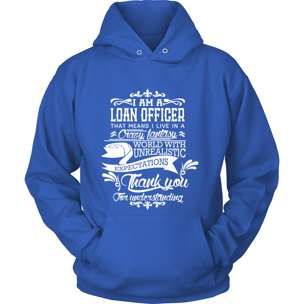 FunkyShirty Loan Officer (Women)  Creative Design - FunkyShirty