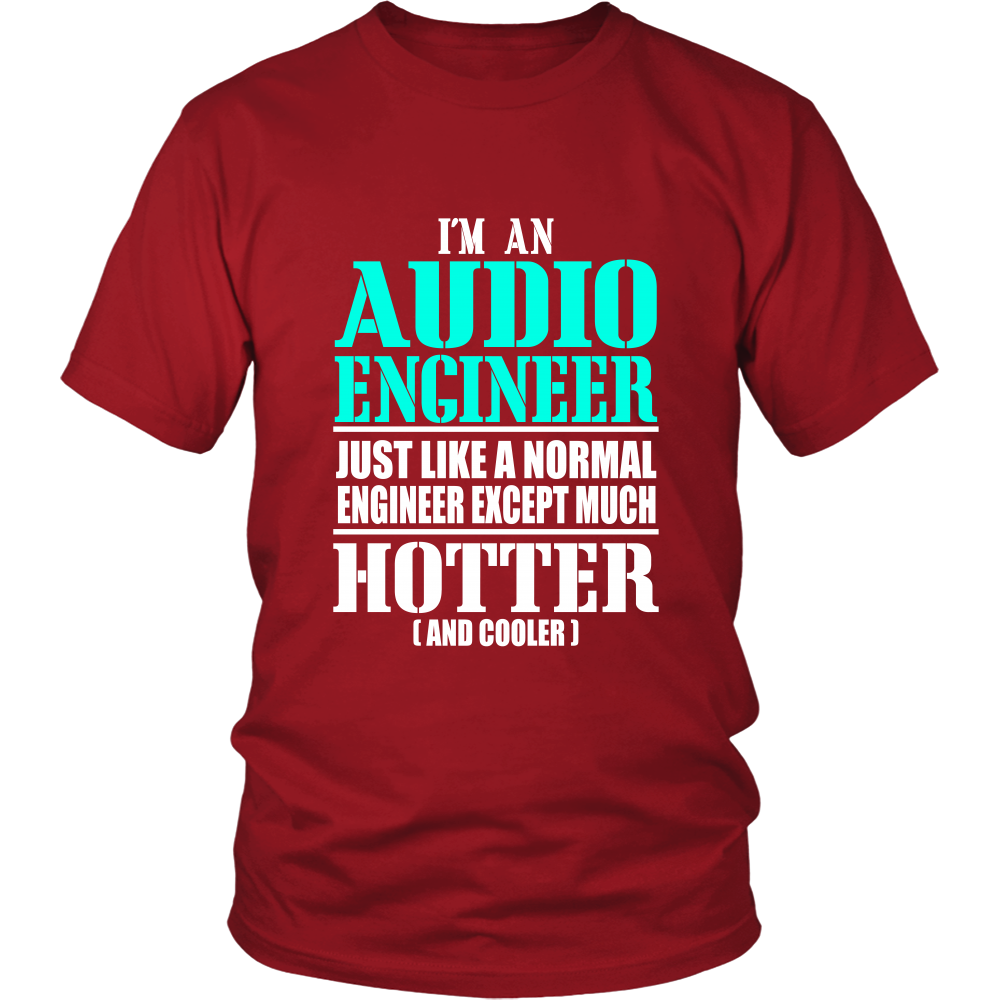 FunkyShirty Audio Engineer (MEN)  Creative Design - FunkyShirty