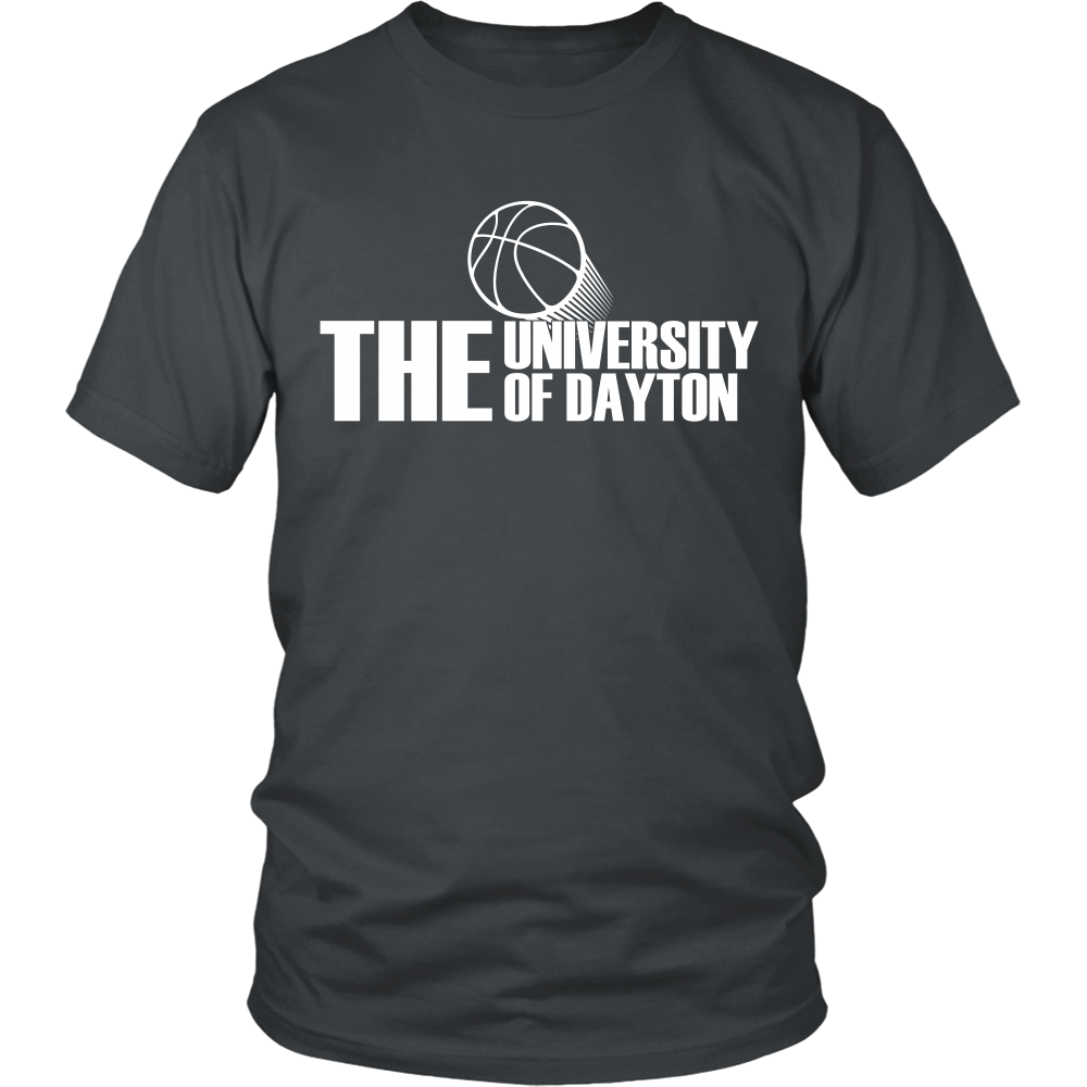 FunkyShirty The University Of Dayton (Men)  Creative Design - FunkyShirty