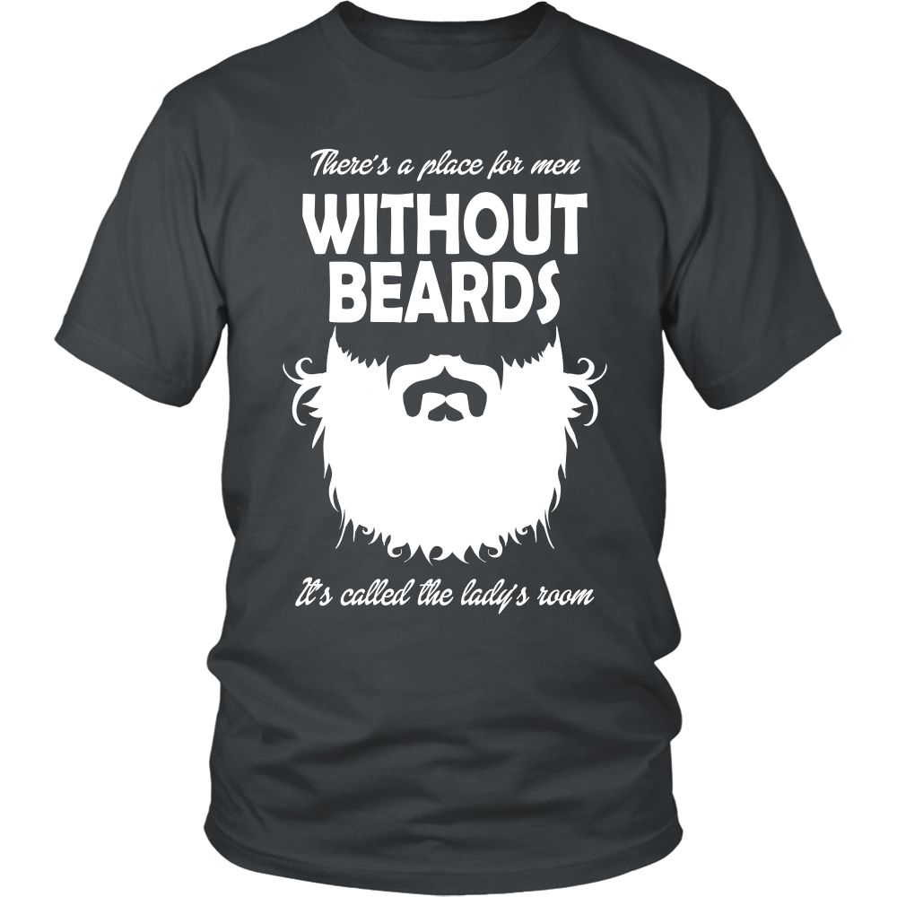 Without Beards (Men)