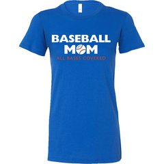 FunkyShirty Baseball Mom  Baseball Mom - FunkyShirty